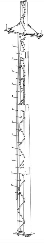 АУПС10Ф-1Рм - с лестницей