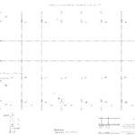 Схема колонн